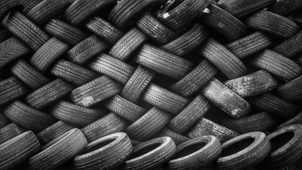 tire-pile