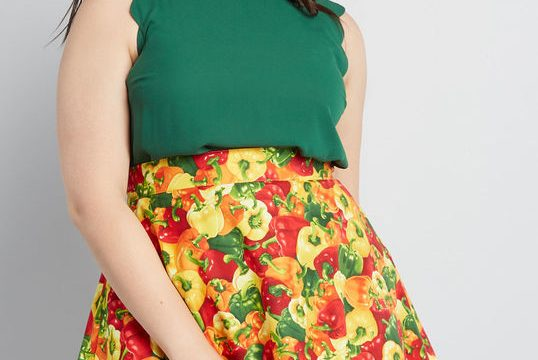 Pinup, Vintage Inspired and Quirky Plus Size Clothing