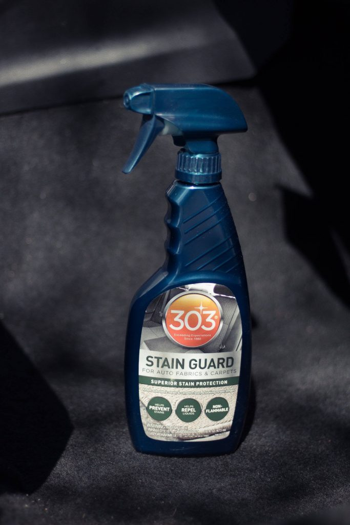 How to Protect Your Car's Cloth Seats AND the Monthly Wax