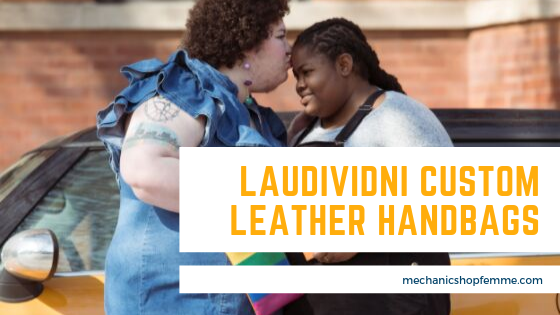 Laudi Vidni Custom Leather Handbags – Get Custom Length Straps Too!