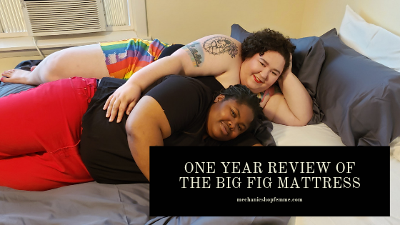 Big Fig Mattress – One Year Review