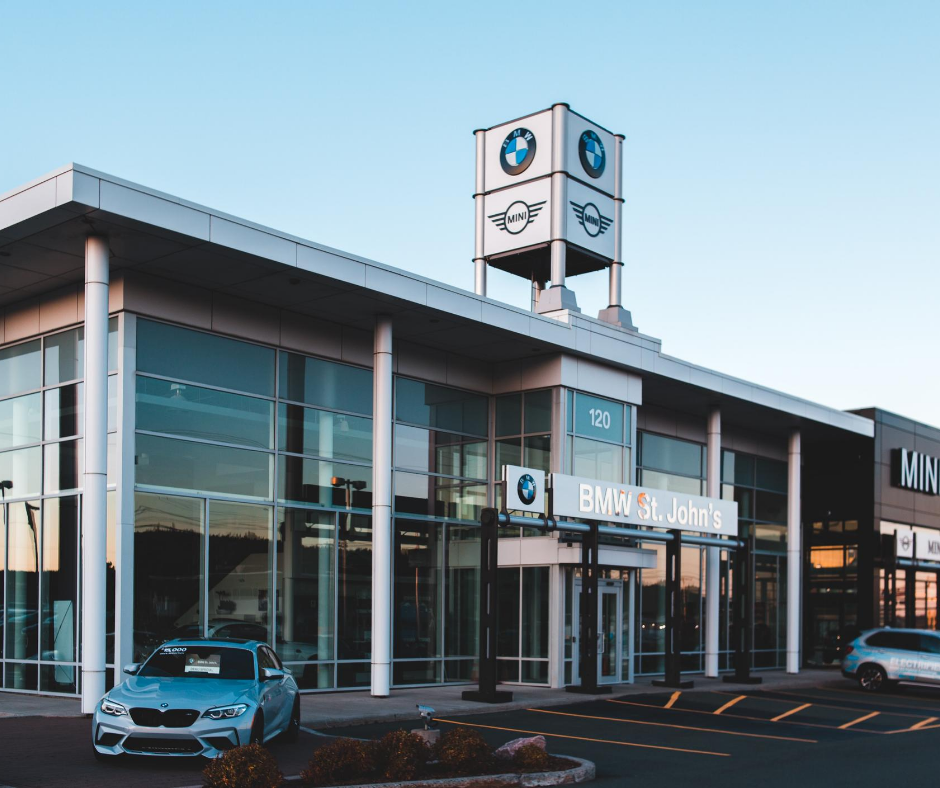 BMWW dealership