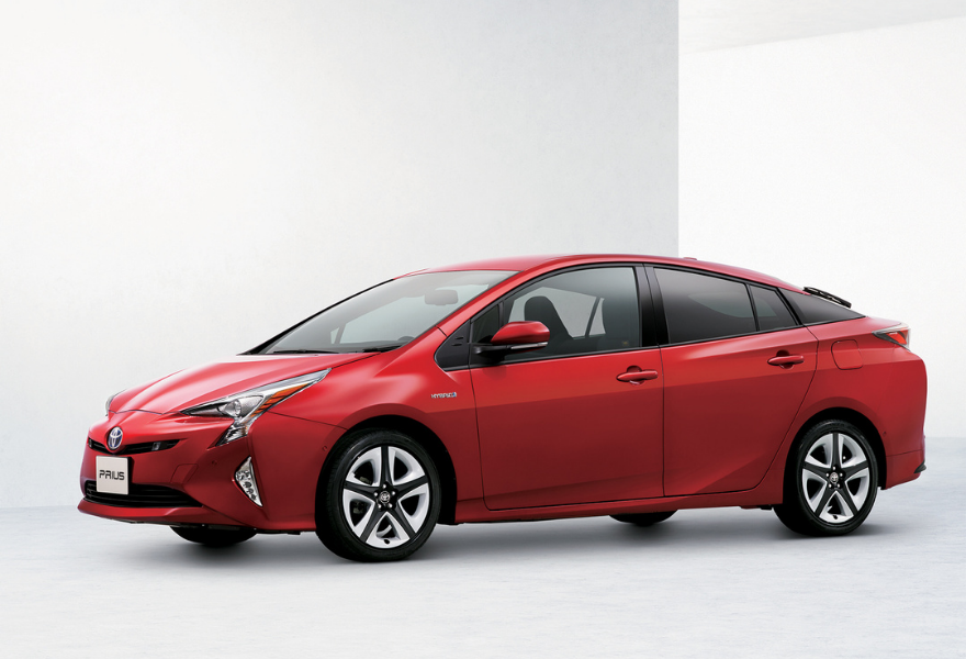 2021 Toyota Prius Hybrid