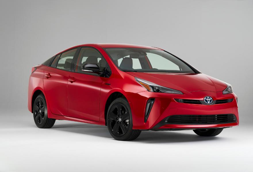 2016/17 Toyota Prius